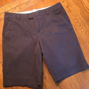 Dockers Brown Bermuda Shorts